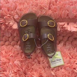 Comfy First Steps Boy Sandals